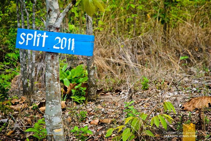 Land Split Pai Thailand