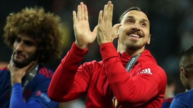 Ibrahimovic đàm phán trở lại với Manchester United