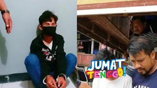 Pelaku Begal di Tana Toraja Behasil di Ringkus Tim Batitong Maro