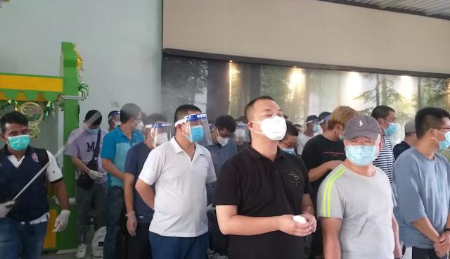 Tak Punya Visa, Disnaker Larang TKA China Kerja di PLTU Nagan Raya