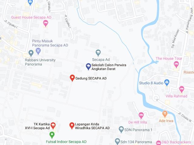 Jadwal, Aturan, dan Kawasan Pelaksanaan PSBM di Kecamatan Cidadap Bandung