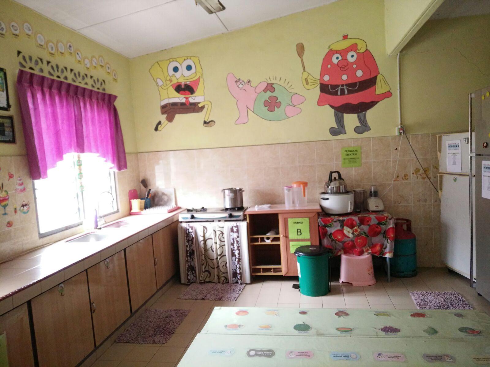 genius kids zone contoh hiasan dapur tandas dan stor