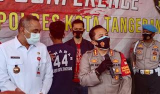 Polisi: Hasil Tes Psikologi, Pelaku Vandalisme Musala di Tangerang Menderita Depresi