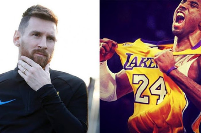 NBA: Kobe Bryant Speaks Lionel Messi, Cristiano Ronaldo in the Last Interview Before the Tragic Accident