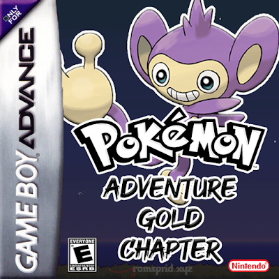 Pokemon Adventure Gold Chapter GBA ROM Download