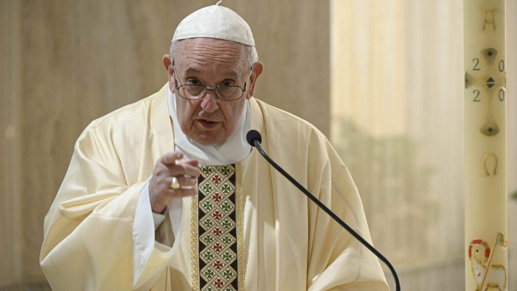 Coronavirus vaccine must be shared worldwide: Pope Francis