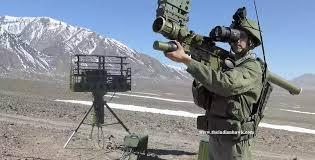 Latest Verba Man-Portable Air Defense Sytem