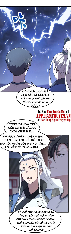 Ta Chẳng Qua Là Một Đại La Kim Tiên Chương 157 - Vcomic.net