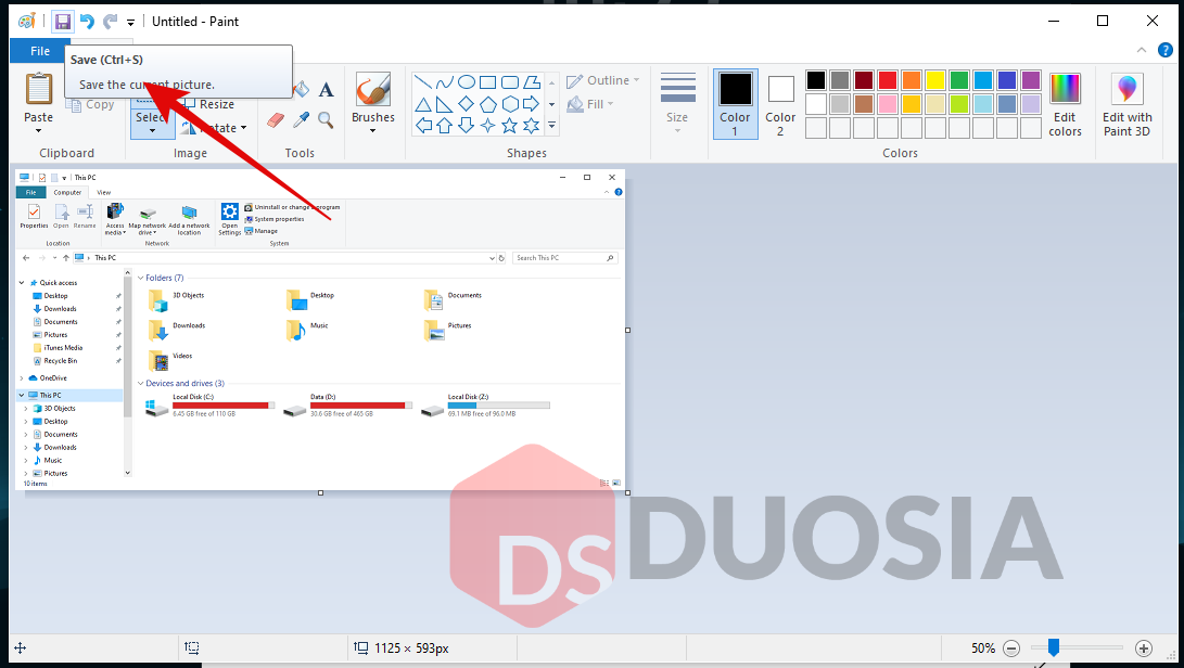 bagaimana cara screenshot windows 10