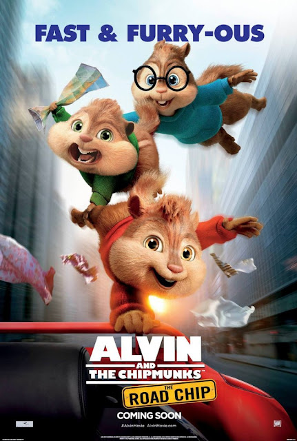 Alvin and the Chipmunks: The Road Chip (2015) Full Movie