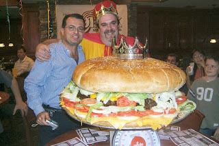najveći hamburger na svijetu