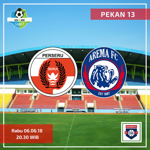 Perseru vs Arema FC
