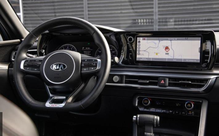 Dashbord Panel KIA K5 GT