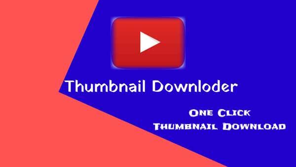 Free YouTube Thumbnail Download HD Tthumbnail 2020