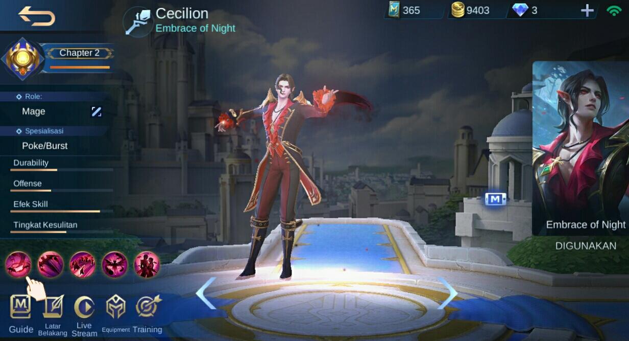 Cecilion
