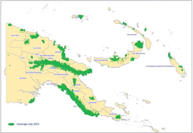 Bmobile-Vodafone network Coverage in PNG - PNG eHow on