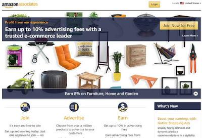 موقع affiliate-program.amazon