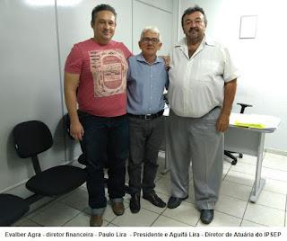 Instituto de Previdência dos Servidores de Picuí, dispõe de mais de 7 milhões de reais em caixa