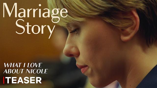 قصة فيلم Marriage Story 2019
