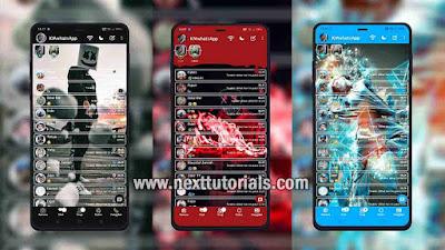 Kumpulan Tema KM WhatsApp Keren Tampilan Terbaru 2021,tema km wa keren,download km whatsapp v8.70,kmwa mod terbaik,wa mod anti banned,
