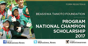 Beasiswa Tanoto Foundation Untuk S1 & S2