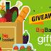 Giveaway | BigBasket Voucher Worth Rs 1000