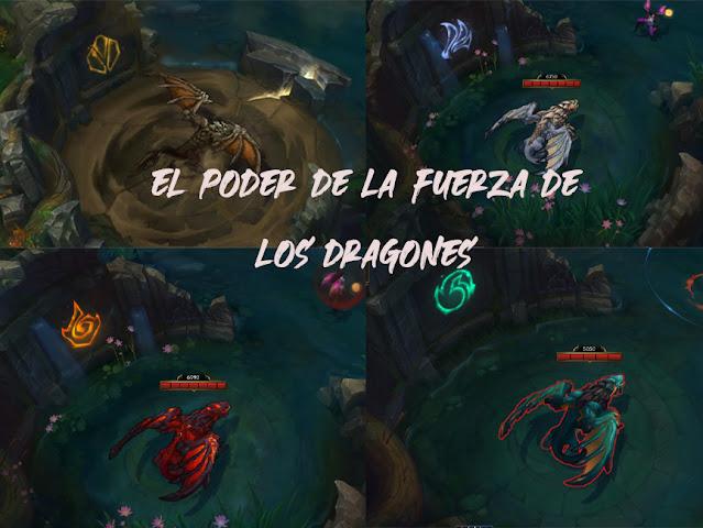 obtener el poder de los dragones elementales