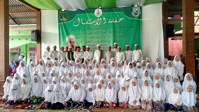 Rektor Universitas Al Ahghaff Yaman Sambangi Sekolah Baru di Pabelan