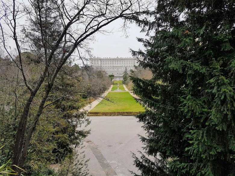 摩爾人花園