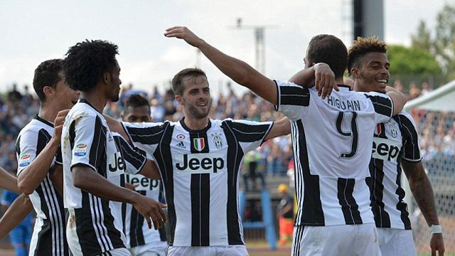 [Video] Cuplikan Gol Empoli 0-3 Juventus (Liga Italia)