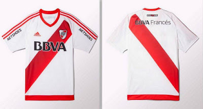 Nueva camiseta titular 2016, Nueva camiseta River Plate 2016, Camiseta titular River Plate 2016, Camiseta River Plate temporada 2016 2017,