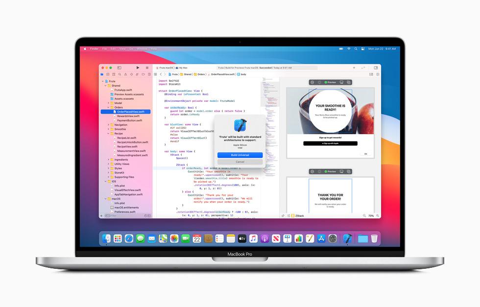Apple annuncia i suoi processori proprietari per Mac