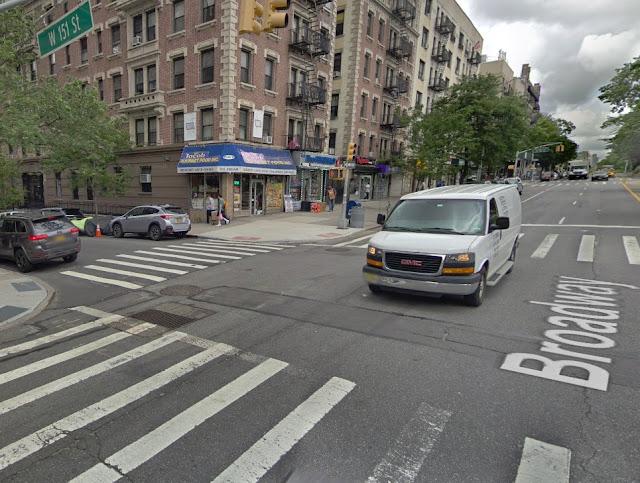 Broadway at 150th to 151st Streets, New York City randommusings.filminspector.com