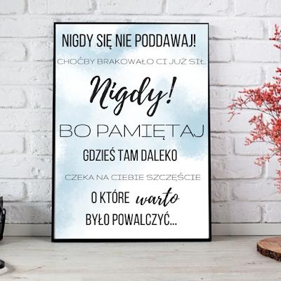 Plakaty z cytatami oraz plakaty na Dzień Mamy do darmowego wydruku