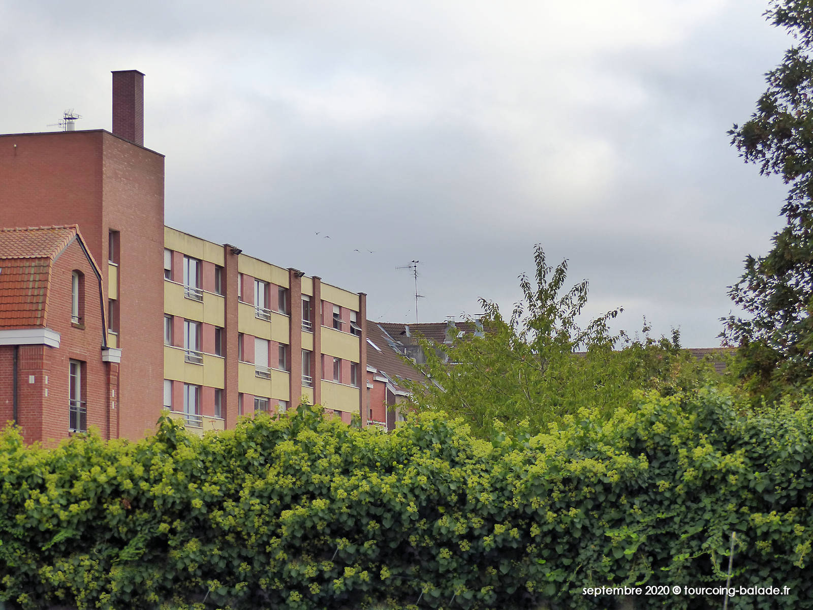 Tourcoing Habitats - Résidence Turenne, 2020