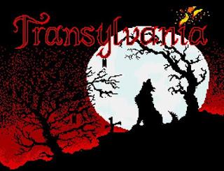 Transylvania, trilogía de aventuras de terror gótico