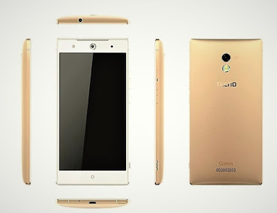 شكل وتصميم هاتف تكنو C9