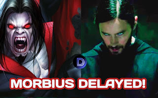 Sony's Morbius Spider-Man Spinoff Delay Again Until January 2022