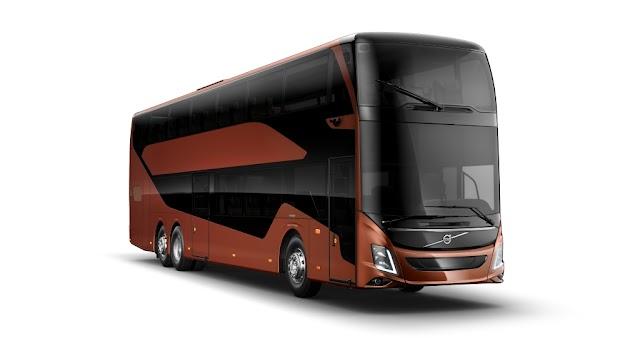 Volvo Buses lanzará el 9700 DD donde se podrá asistir en línea para conocer más sobre el autobús