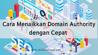 cara menaikkan Domain Authority bisa dilakukan dengan 8 cara sederhana