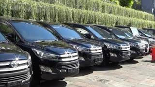Pemkab Sukoharjo Larang Mobil Dinas Untuk Mudik