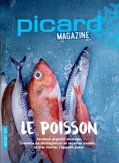 Catalogue Picard 1 Septembre au 31 Octobre 2017
