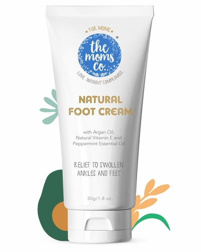 The Mom's Co. Foot Cream