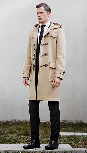 caf0b225ae4 duffle coat hugo boss homme
