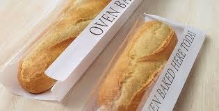 in ấn túi bánh mì