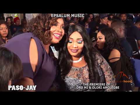 DOWNLOAD: Paso Jay – Jaiye Kuti UK Movie Premier With Wasiu Alabi Pasuma
