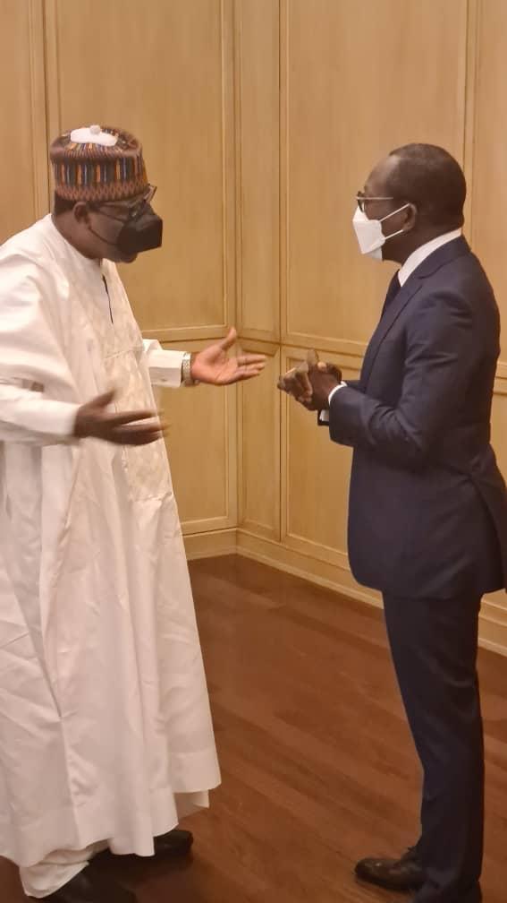 Bénin/Rencontre Boni Yayi-Patrice Talon : L'ancien président plaide pour la libération de Reckya Madougou et Joel Aivo