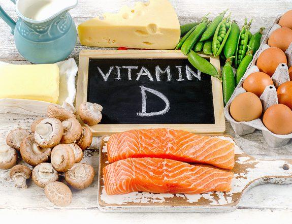 12 τρόφιμα φουλ σε βιταμίνη D