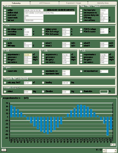 BugSat-1  Telemetry  Decoder (DK3WN)