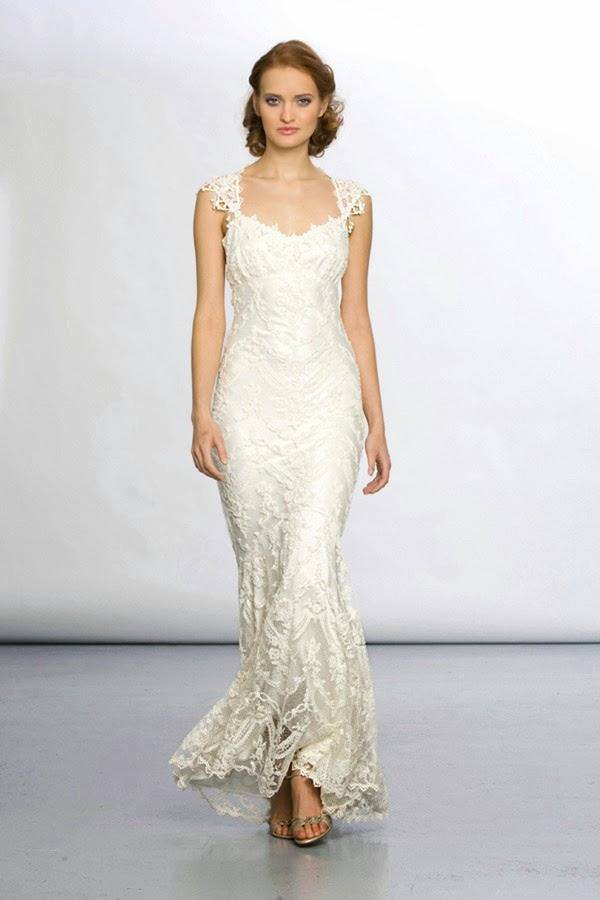 Lindos vestidos de novia | Colección Claire Pettibone 2014 | Somos ...